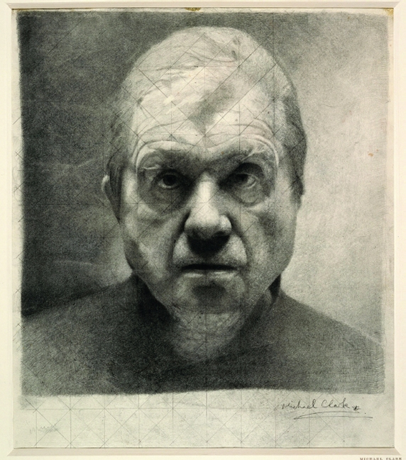 Francis Bacon Pencil on Paper